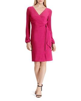 Ralph Lauren - Belted Jersey Dress
