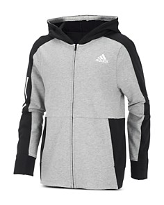 Adidas - Boys' Transitional Full-Zip Hoodie - Big Kid