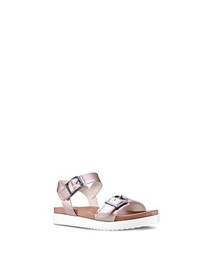 Nina Girls\\\' Jacklin Ankle-Strap Sandals - Walker, Toddler, Little Kid, Big Kid