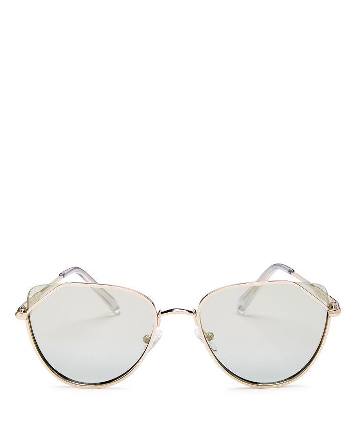 Kendall + Kylie - Women's Cat Eye Sunglasses, 55mm