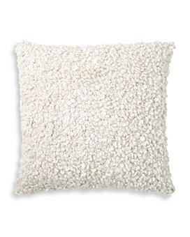 """DKNY - PURE Looped Decorative Pillow, 18"""" x 18"""""""