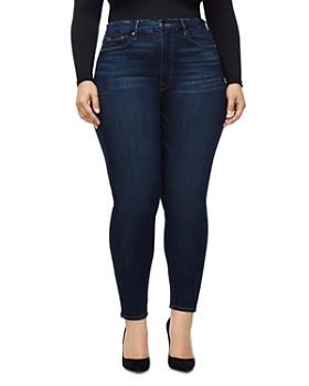Good American - Good Legs Core Skinny Jeans in Blue089