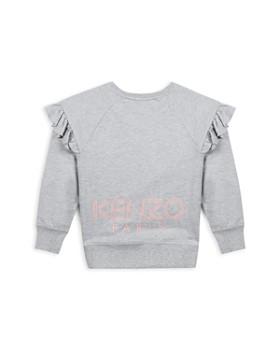 Kenzo - Girls' Ruffle-Sleeve Sweatshirt - Little Kid