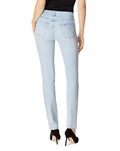 J Brand - Maude Mid-Rise Cigarette Jeans in Stratosphere