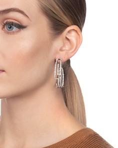 Alexis Bittar - Maze Hoop Earrings