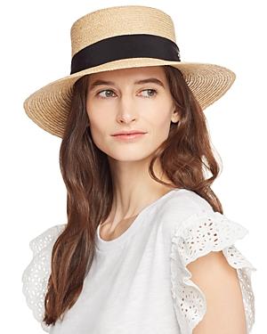 Helen Kaminski CIRCE RAFFIA BOATER HAT