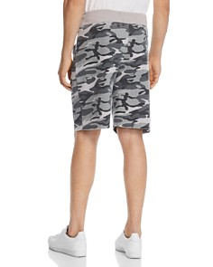 ALTERNATIVE - French Terry Camo Shorts