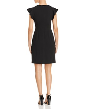 420222c21be ... VINCE CAMUTO - Flutter-Sleeve Dress - 100% Exclusive
