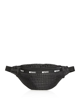 LeSportsac - Carlin Croc-Embossed Belt Bag