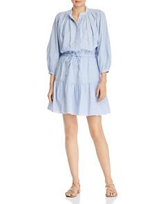 Joie - Adel Swiss-Dot Shirt Dress
