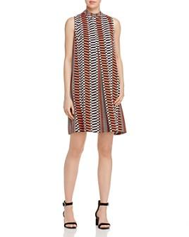 Marella - Rina Geo-Print Shift Dress