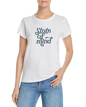 7cfc4a67 rag & bone/JEAN Women's Tops: Graphic Tees, T-Shirts & More ...