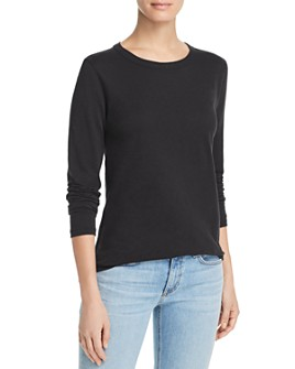rag & bone - Long-Sleeve Crewneck Tee