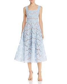 BRONX AND BANCO - Skye Lace Midi Dress