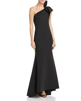 Eliza J - One-Shoulder Gown