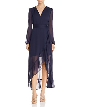 WAYF - Only You Ruffled Wrap Dress