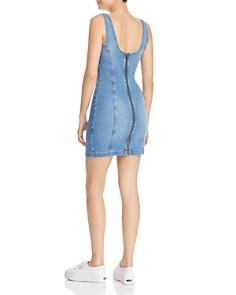GUESS - Body-Con Denim Dress