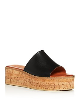 Kurt Geiger - Women's Maci Platform Slide Sandals