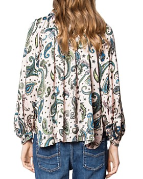 Zadig & Voltaire - Theresa Paisley Tunic