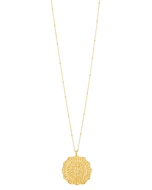Gorjana Mosaic Coin Necklace, 19-Jewelry & Accessories