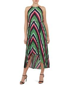 Ted Baker - Shannah Striped Midi Dress
