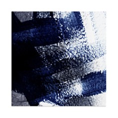 Art Addiction Inc. - Abstract Navy Wall Art