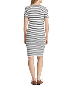 0838188d119 Ralph Lauren - Striped Tee Dress Ralph Lauren - Striped Tee Dress