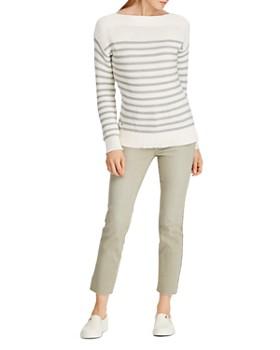 Ralph Lauren - Striped Boatneck Sweater