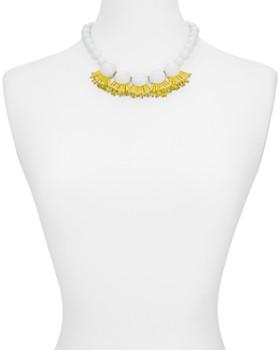 "kate spade new york - Extra Extra Short Necklace, 17"""