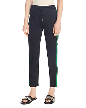 Sandro Jeans JEANNE SIDE-STRIPE TRACK PANTS