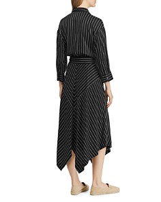 Ralph Lauren - Striped Twill Shirt Dress - 100% Exclusive