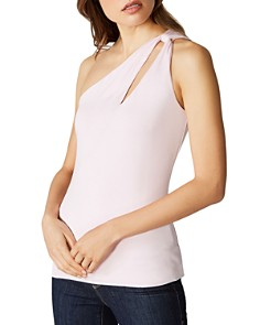 Bailey 44 - Tiramisu One-Shoulder Jersey Top