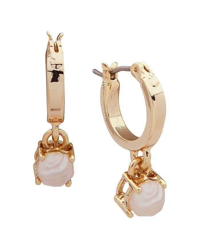 Ralph Lauren - Statement Huggie Hoop Earrings