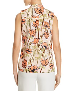 Tory Burch - Floral Silk Top