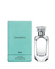 Tiffany & Co. - Tiffany Sheer Eau de Toilette 2.5 oz.