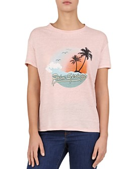 Gerard Darel - Valentina Palm Springs Graphic Tee