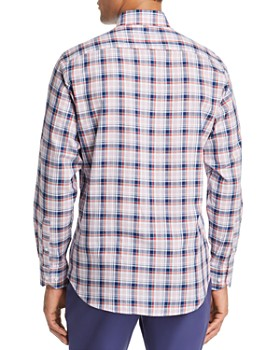 TailorByrd - Edwin Plaid Classic Fit Button-Down Shirt