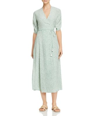 ec3c60d1 Faithfull the Brand Chiara Midi Dress | Bloomingdale's