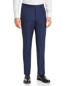 John Varvatos Star USA - Tonal Plaid Slim Fit Suit Pants