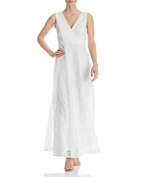 bdc96b43ae2 AQUA - Botanical Lace Maxi Dress - 100% Exclusive ...