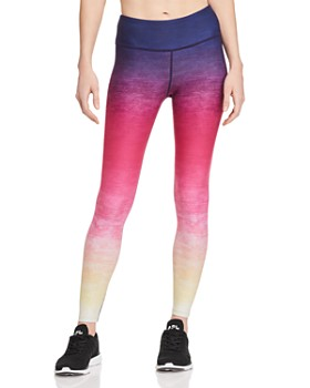 Wear It To Heart - High-Rise Ombré Leggings - 100% Exclusive