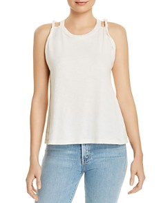 LNA - Cruz Twist Detail Tank