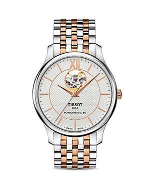 Tissot Tradition Auto Watch, 40mm