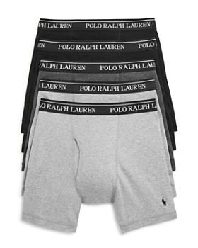f134770d65f Polo Ralph Lauren - Classic Fit Boxer Briefs - Pack of 5