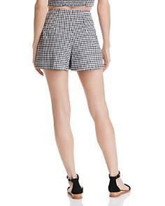 GUESS - Dawn Gingham Seersucker Shorts