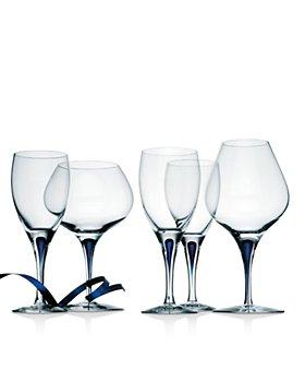 Orrefors - Intermezzo Blue Glassware Collection