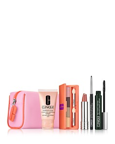 Clinique - Spring Into Colour: Eye & Lip Makeup Gift Set ($105 value)
