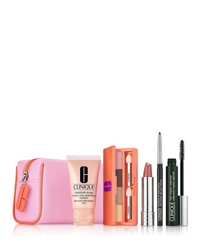 Clinique - Spring Into Colour: Eye & Lip Makeup Gift Set ($105 value)