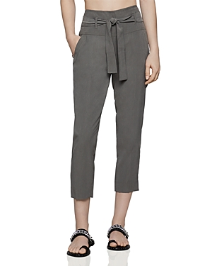 Bcbgeneration Pants TIE-WAIST CROPPED PANTS