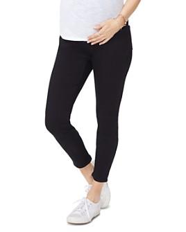 NYDJ - Skinny Maternity Jeans in Black